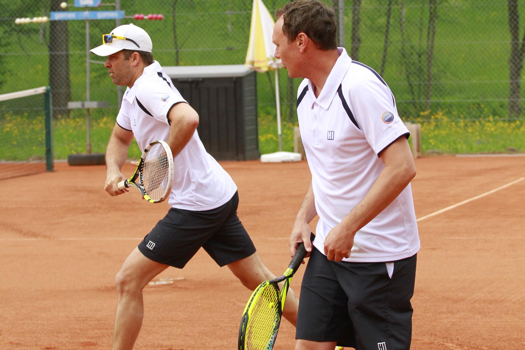 2. Runde gegen TC Wettswil