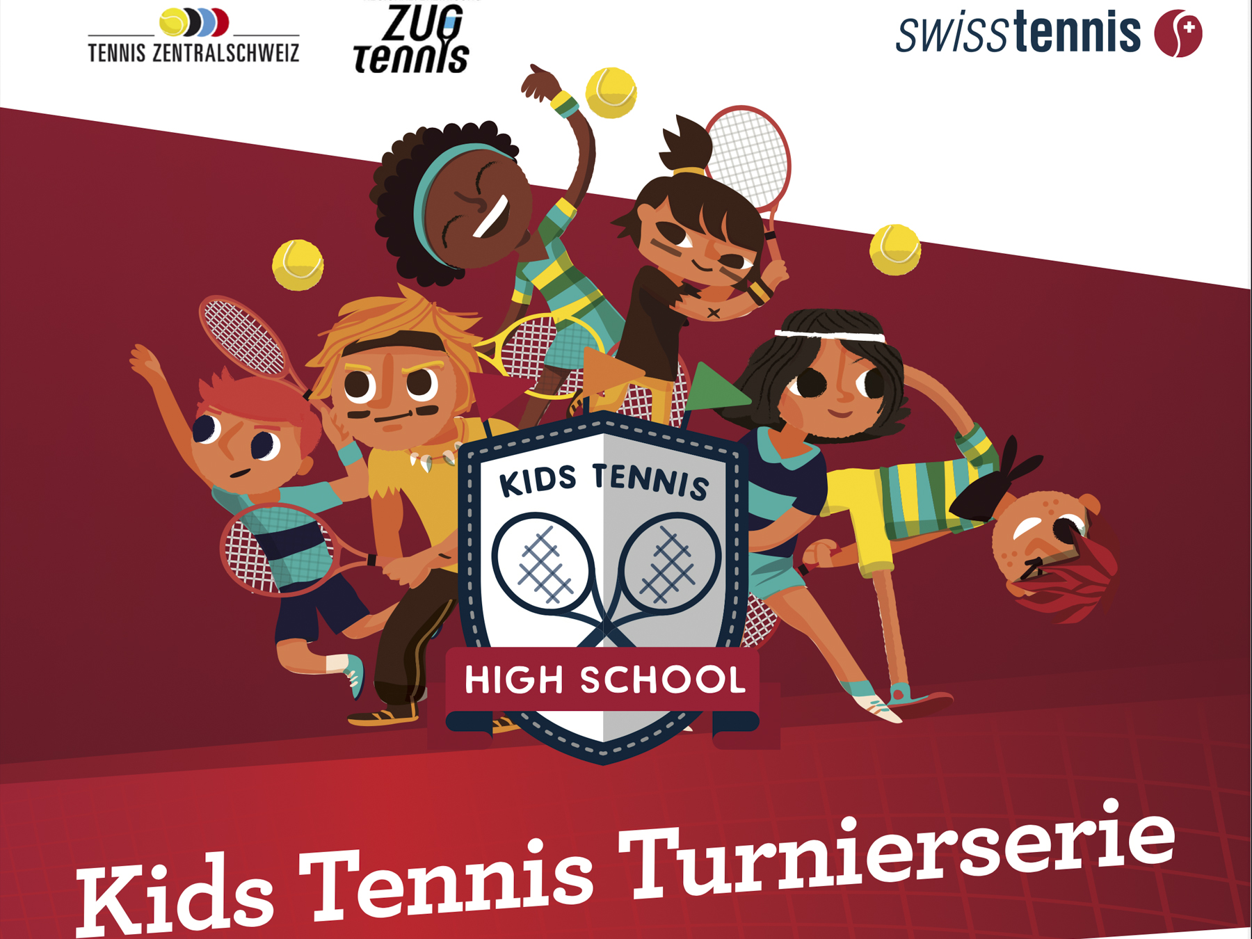 Kids Tennis Turnierserie