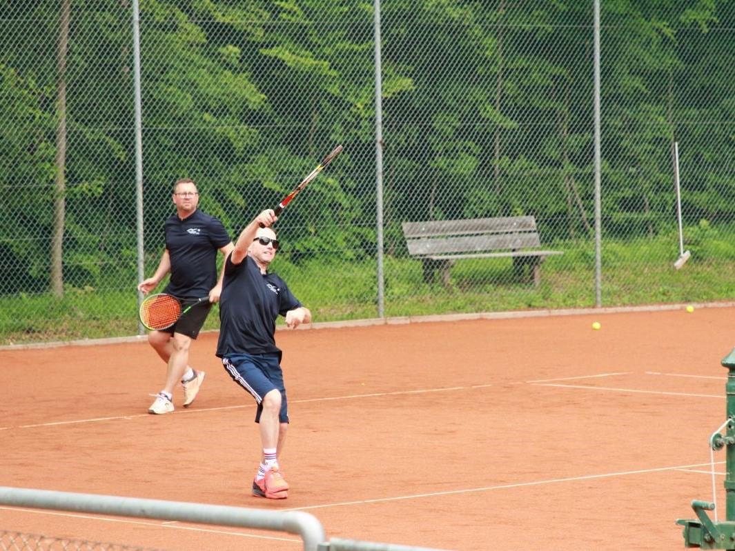 Interclub vom feinsten…2. Runde gegen TC Zürich