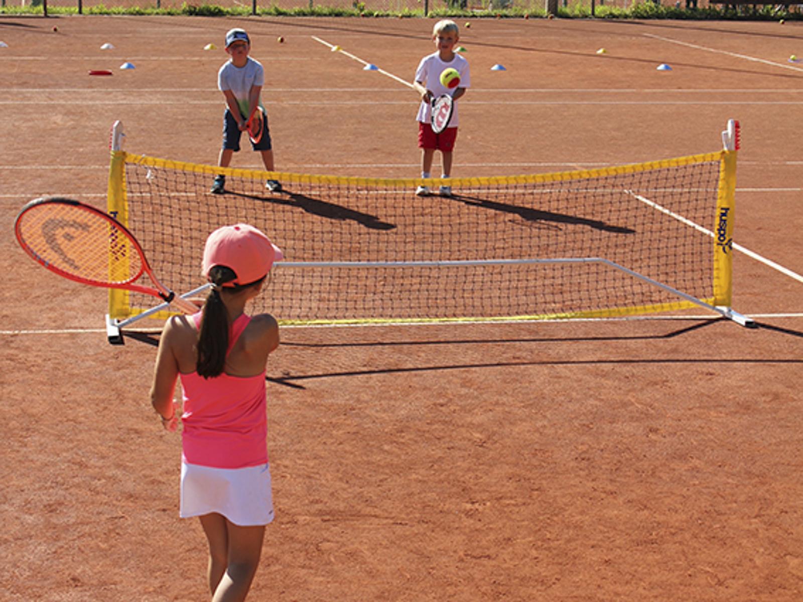 Read more about the article Erstes Kidstennis Turnier im TC Hausen
